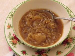 Countryman's Onion Soup ModernRetroWoman.com