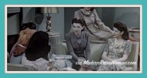 What is Glamour? {Vintage Video}