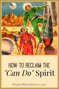 "How to Reclaim the ""Can Do"" Spirit"